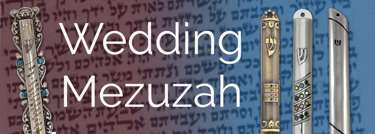Wedding Mezuzah Gift Ideas